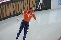 SPEED SKATING: HAMAR: Vikingskipet, 05-03-2017, ISU World Championship Allround, 10.000m Men, Sven Kramer (NED), ©photo Martin de Jong