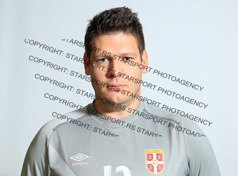 Futsal<br /> Portreti igraca Futsal nacionalne selekcije Srbije <br /> Aleksa Antonic<br /> Stara Pazova, 26.11.2015.<br /> foto: Srdjan Stevanovic/Starsportphoto &copy;