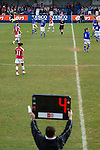 Arsenal 3 Everton 1, 22/03/2009. Bishops Stortford, FA cup semi-final. Photo by Simon Gill.