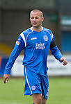St Johnstone FC.... Season 2010-11.Kevin Rutkiewicz.Picture by Graeme Hart..Copyright Perthshire Picture Agency.Tel: 01738 623350  Mobile: 07990 594431