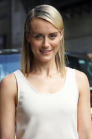 JUL 22 Taylor Schilling at The Late Show