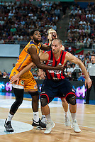 BASKONIA v  HERBALIFE GRAN CANARIA. Semifinals Supercopa Liga Endesa 2016-2017.