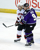 ?, Jared Ross (Reading - 9) - The Reading Royals defeated the Trenton Devils 4-3 in overtime on Sunday, December 6, 2009, at Sun National Bank Center in Trenton, New Jersey.