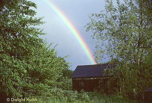 SR09-007d  Weather - rainbow