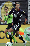 30 August 2009: Christine Sinclair (12)(BAY) of the WPS All-Stars.  The WPS All-Star team defeated the visiting Umea IK 4-2 in the first annual post season All-Star game of the Women's Professional  Soccer league at Anheuser-Busch Soccer Park, in Fenton, MO.