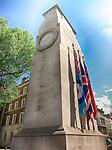 Cenotaph, London, UK