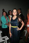Natti Natasha Attends Daisy Fuentes Spring/Summer 2014 Fashion Show Held at Eybeam, NY