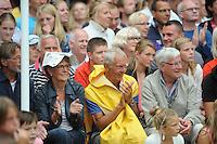 KAATSEN: FRANEKER: Sjûkelân, 31-07-2013, 160e PC Kaatsen, publiek, ©foto Martin de Jong