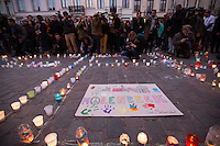 Thousands Gather in Belgium's Molenbeek to Commemorate Paris Attack Victims - Brussels