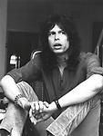 Aerosmith 1979 Steven Tyler.© Chris Walter.