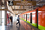 Mexico, Mexico City, Metro, Subway, Second Largest Metro System In North America