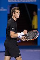 Andy Murray (GBR)<br /> <br /> Tennis - Australian Open 2015 - Grand Slam -  Melbourne Park - Melbourne - Victoria - Australia  - 26 January 2015. <br /> &copy; AMN IMAGES