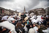 04.04.2015 - London International Pillow Fight Day 2015
