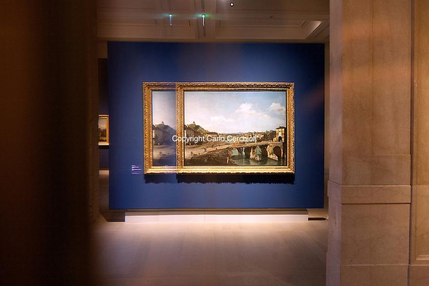 Bellotto Canaletto. Lo stupore e la luce