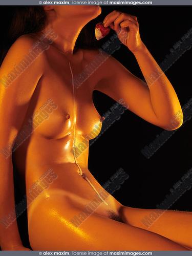 111019 03 Ariel samantha sin wrestling naked