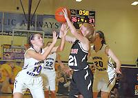 Girls Varsity Basketball vs. Herron 12-2-14
