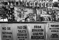 Viridiana Rodriguez Cazarez. Hardware store owners in Mazatlan, Sinaloa,  Mexico