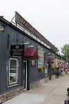 Dockside Market Place, shopping, art galleries and restaurants, Saugatuck, Michigan, USA