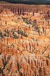 Colorful Bryce Amphitheater in Bryce Canyon National Park