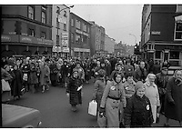1978 - Peace People's Demonstration At Kevin Street.  (L69)