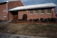 1989 November 28..Assisted Housing..Grandy Village...Community Center...NEG#.NRHA#..