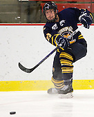 Zack Currie (Quinnipiac - 23) - The visiting Quinnipiac University Bobcats defeated the Harvard University Crimson 3-1 on Wednesday, December 8, 2010, at Bright Hockey Center in Cambridge, Massachusetts.