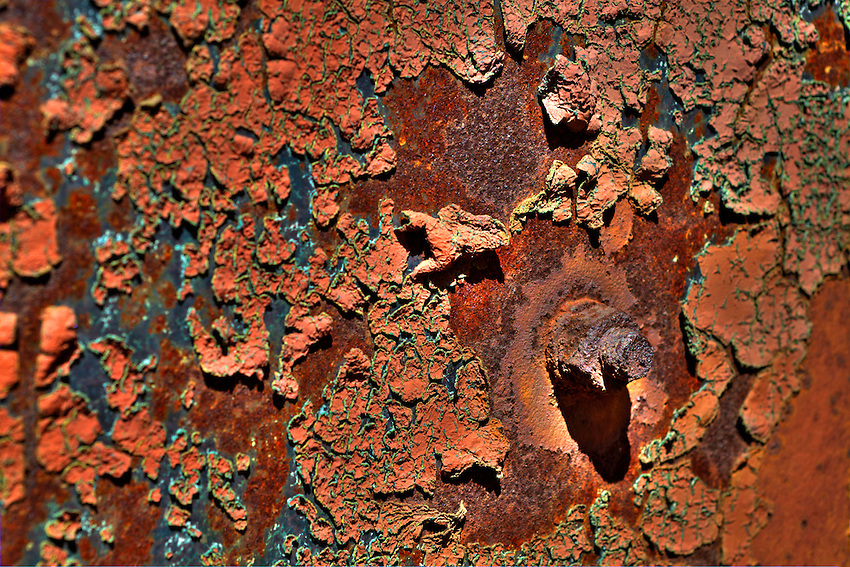 Rusting of Iron Reaction Iron Rust And Corrosion