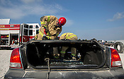 Rogers Fire Extrication Training