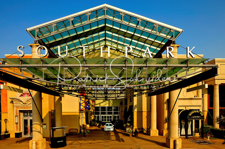 SouthPark Mall is also the home of the SouthPark Community Transit Center, which opened in , which serves the CATS bus lines 19, 29, 30, and The .