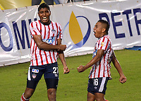 Atletico Junior vs Independiente Santa fe cuadrangulares finales 21-11-2013