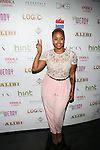 """Singer Chrisette Michele Attends Wendy Williams celebrates the launch of her new book """"Ask Wendy"""" by HarperCollins and  her new Broadway role as Matron """"Mama"""" Morton in Chicago - Held at Pink Elephant, NY"""