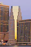 1 Financial Square, designed by Edward Durell StoneManhattan, New York City, New York, USA
