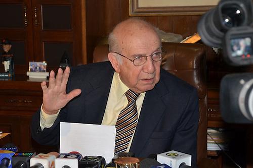 Vincho Castillo asegura Hipólito estaba en quiebra antes de ser presidente