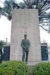 Pablo Riccheri Tomb 1859-1936, La Recoleta Cemetery