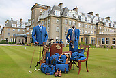 2014 Ryder Cup Harris Tweed Launch