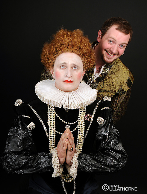 Simon Munnery & Miles Jupp in Elizabeth and Raleigh by Stewart Lee