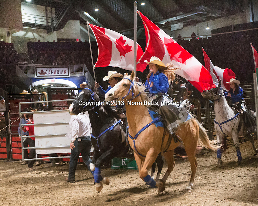 rodeo'13 at Royal Agricultural Winter Fair