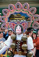 Folk festival to chase away winter in Switzerland
