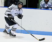 Kyle MacKinnon (Providence 15) - The Boston College Eagles and Providence Friars played to a 2-2 tie on Saturday, March 1, 2008 at Schneider Arena in Providence, Rhode Island.