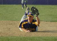 Baseball vs Eastern 4-23-09