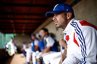 LIFE IN THE DUGOUT