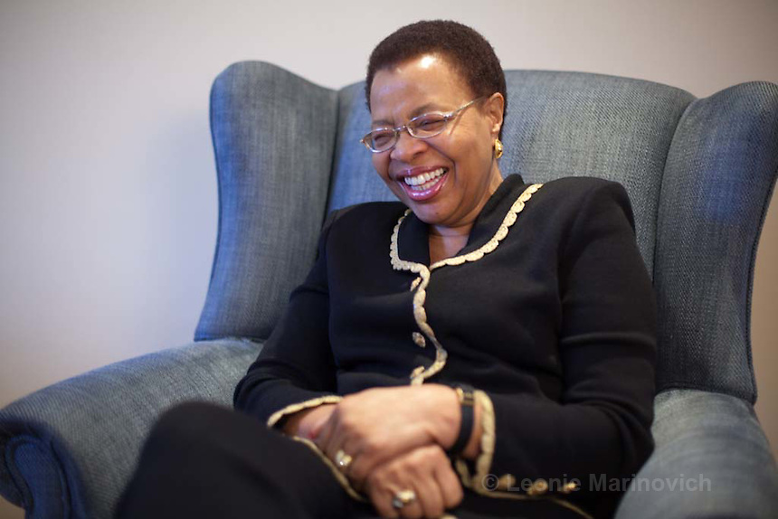 13 July 2010, Nelson Mandela Foundation, Johannesburg, SOUTH AFRICA. Mrs Graca Machel.