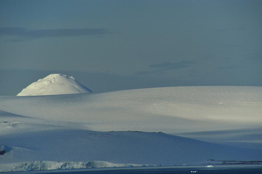 Ice Cream Hill - On Half Moon Island.