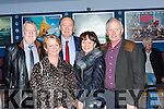 Pat O'Leary, Noreen Cronin, Jim Fitzgerald, Eileen O'Leary and Brendan Cronin at the screening on The Dawn in Killarney Cinema on Friday night