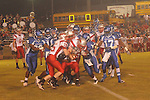 Water Valley vs. South Pontotoc in Water Valley, Miss. on Friday, October 5, 2012. Water Valley won 47-20.