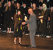 2016 Arkansas Arts Academy graduation