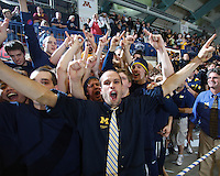 2011 Michigan Men's Big Ten Swimming & Diving Champions
