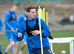 St Johnstone Training&hellip;07.04.17<br />Steven MacLean pictured during training this morning at McDiarmid Park ahead of tomorrow&rsquo;s trip to Inverness<br />Picture by Graeme Hart.<br />Copyright Perthshire Picture Agency<br />Tel: 01738 623350  Mobile: 07990 594431