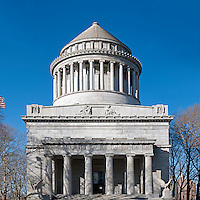 General Grant National Memorial, Riverside Park, New York City, architect John H. Duncan, New York, Grants Tomb