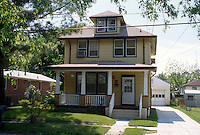 1995 May..Conservation.Ballentine Place...AFTER REHAB.FRONT EXTERIOR.2327 HARRELL...NEG#.NRHA#..